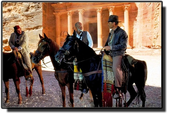 Movies filmed in jordan - Indiana Jones and the Last Crusade in Jordan