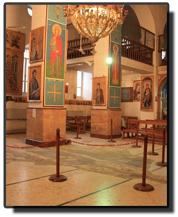 inside-the-church-of-St-George-at-Madaba