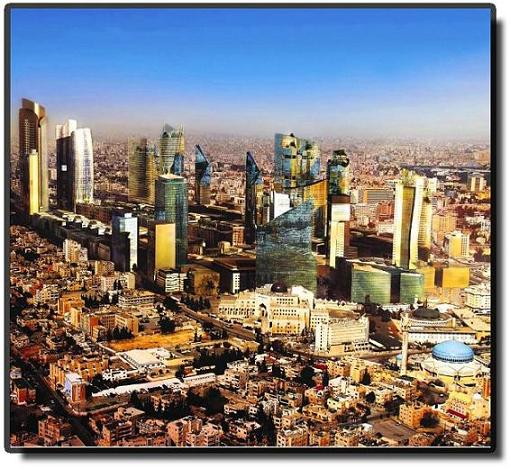 Amman-fascinating city of contrasts