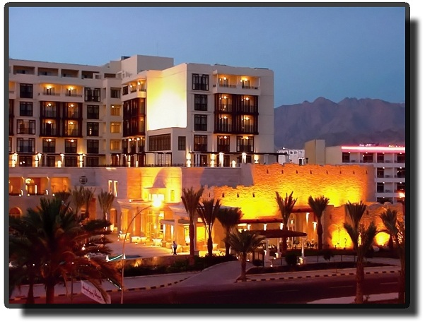 Moevenpick Resort and Residences Aqaba