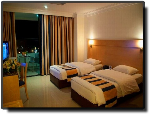 Mina Hotel Rooms - Aqaba