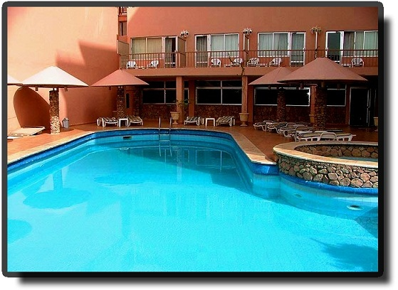 Mina Hotel - Swimming Pool