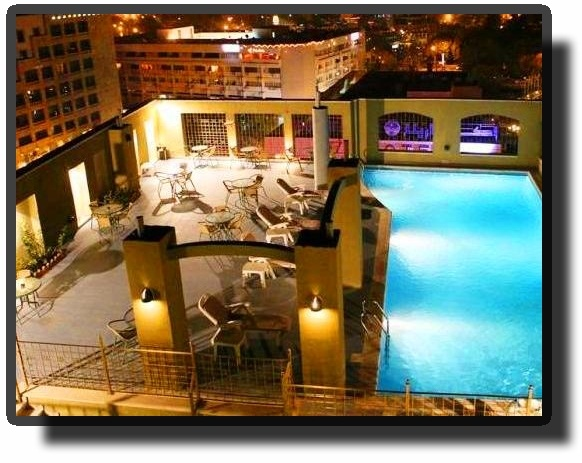 My Hotel pool aqaba