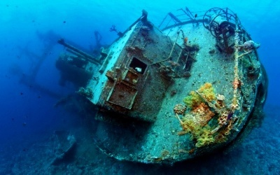 Aqaba Dive sites-Cedar Pride-Ship Wreck