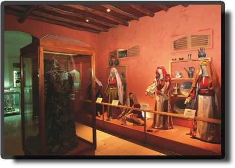 The Jordanian Museum of Popular Traditions.